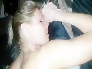 She love anal when drunk