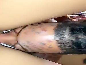 Boonkgang rapper eating some ebony pussy